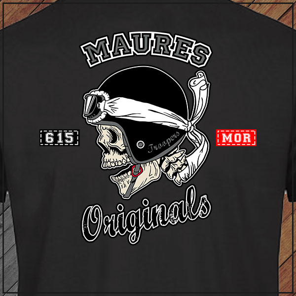 tshirt maures originals
