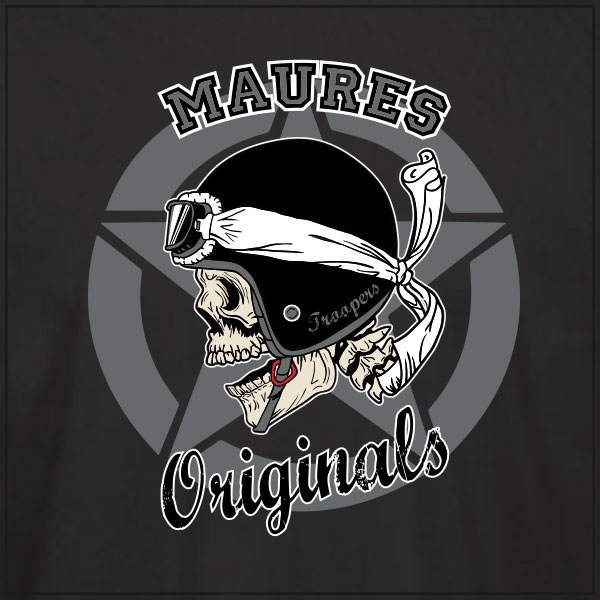 tshirt maures originals