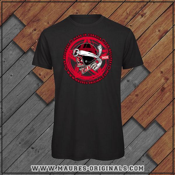 Tshirt MOR for Hellfest