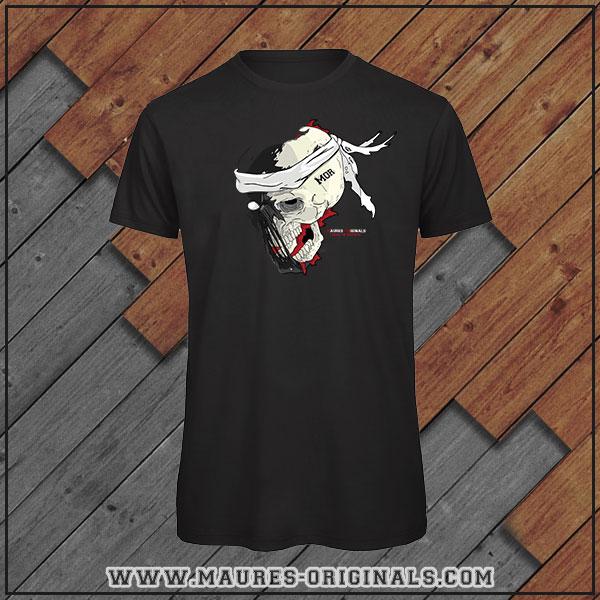 Tshirt Maures Skull - Maures Originals