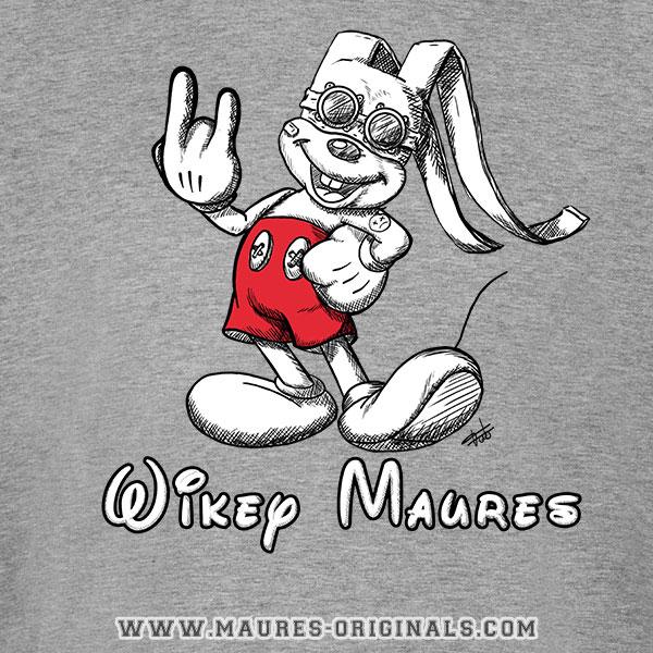 Tshirt Wikey Maures Rock